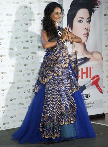 Miss India Ushoshi Sengupta/