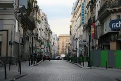 Rue Saint Denis (Marc Ben Fatma - visit sophia.lu and like my FB pa) Tags: street paris france strasse rue perpective saintdenis perspectiv