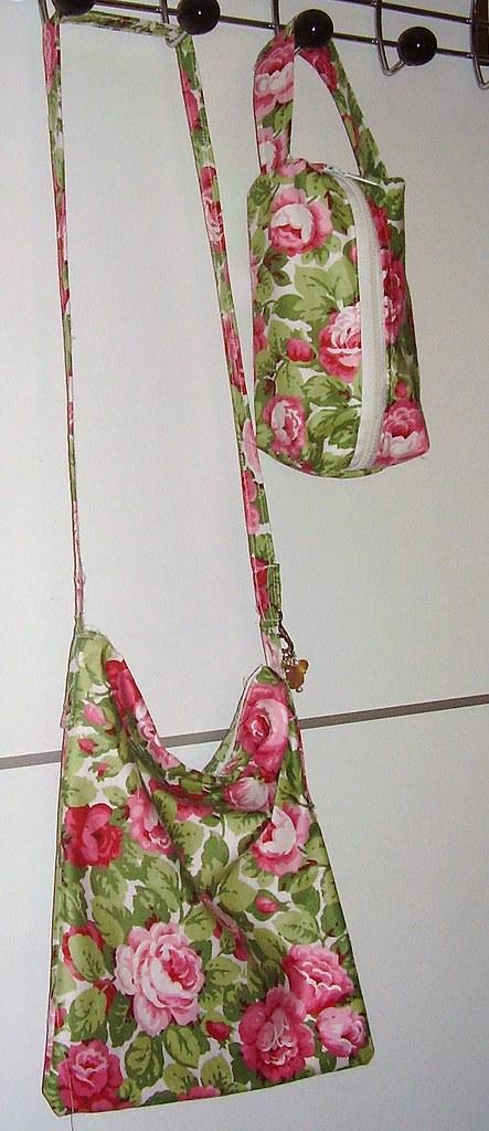Väskor, stickpåsebytet på Stickamera