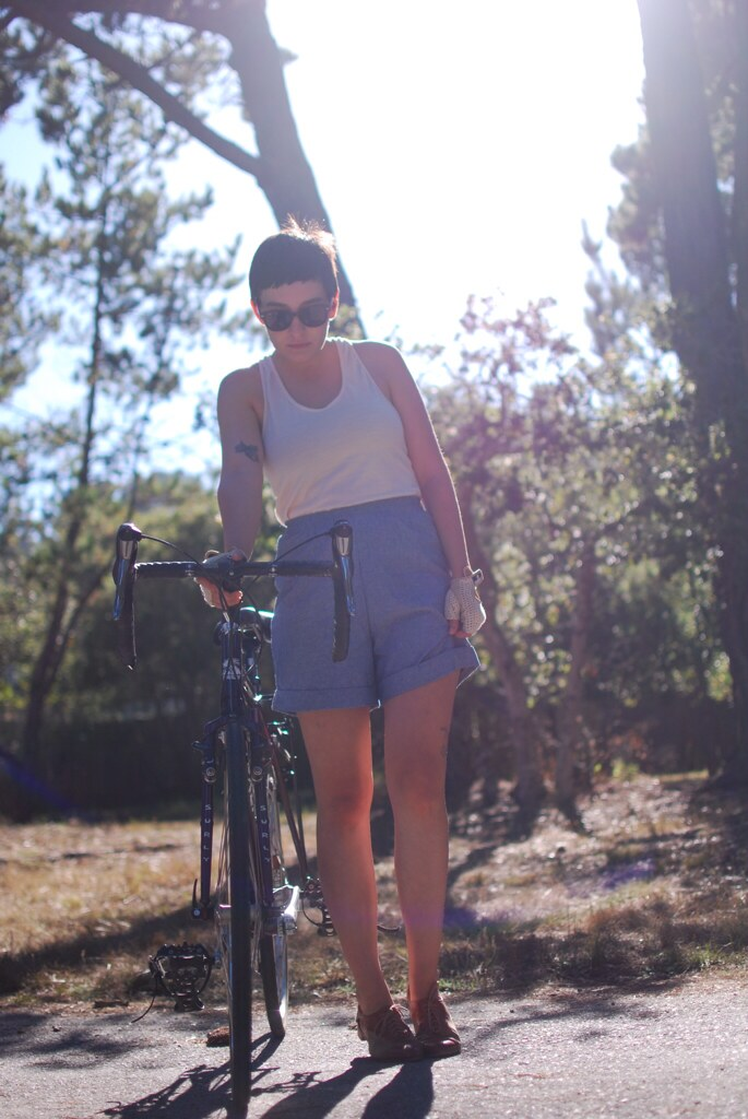 calivintage: cycle chic