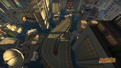 "ModNation Racers for PS3: ""Tek City"""