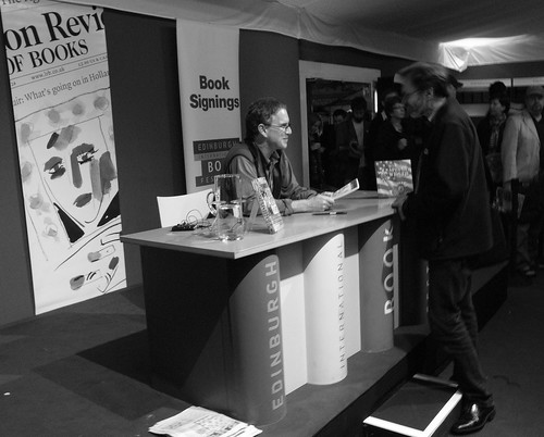 Edinburgh Book Festival 2010 - Garry Trudeau 05