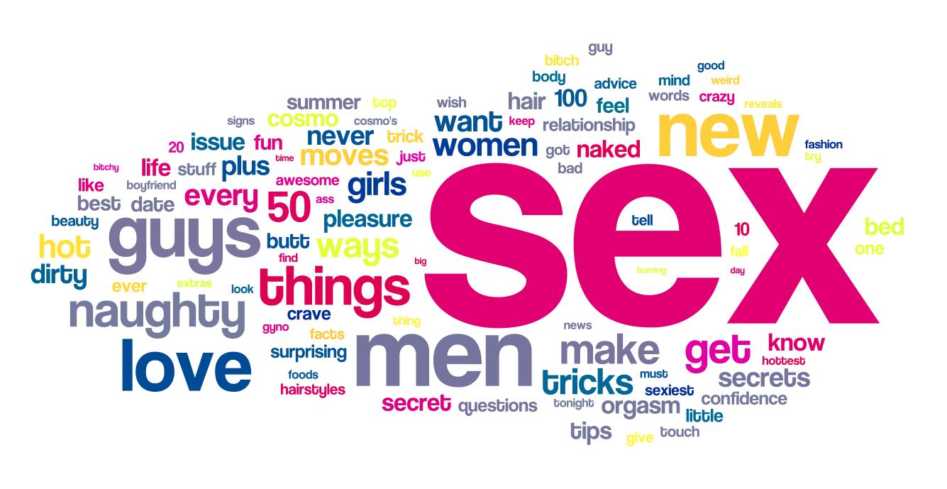 I sex words
