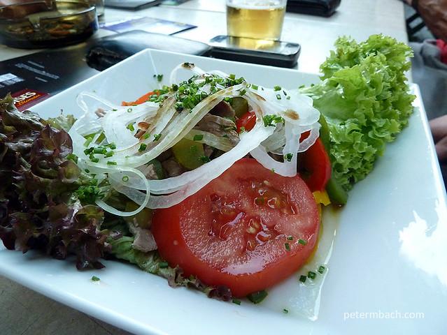 Innsbruck Beef Salad
