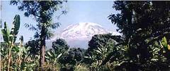 Carbon Covenant - Tanzania: kilimanjaro