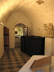 Predjamski Grad (8) (marc_vie) Tags: slovenia cave slowenien grad castel burg grotte höhle slovénie slovinsko predjama lueg höhlenburg predjamski lueghi