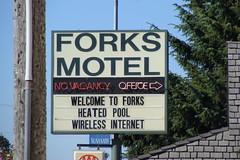 Forks Motel in Forks, Washington