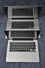 "MacBook Pro 13"" & 17"" (mariotomic.com) Tags: apple computer mac laptop sigma1020mmf456exdchsm macbookpro"