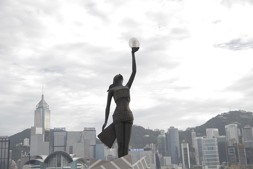 Hong Kong Film Awards statue!