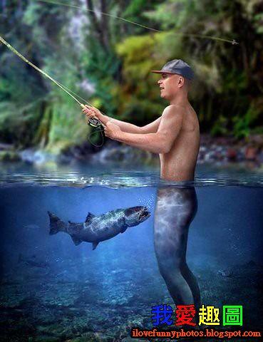 釣魚其實很危險的