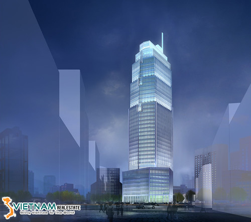 Vietcombank Tower Ho Chi Minh City | Vietnam Real Estate Report