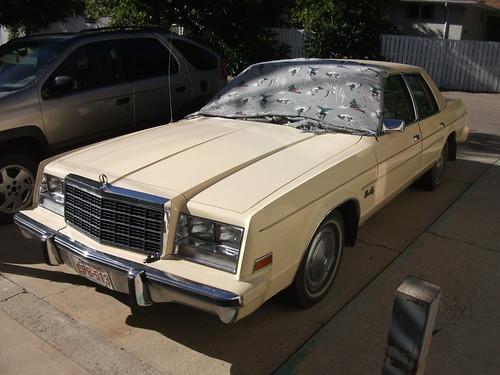 1980 Plymouth Gran Fury