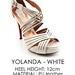 YOLANDA - WHITE