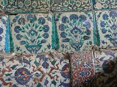 topkapi (clarapeix) Tags: faence turkey trkiye istanbul palace turquie tiles palais sultan topkapi harem izmir 2010 aot iznik carreaux mosac istanboul istamboul