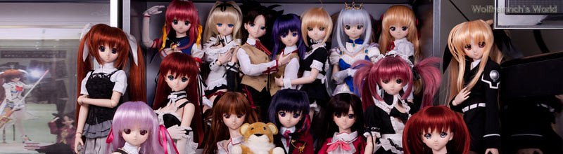 Dollfie Dream Daughters Class of 2010