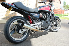 ZZR1100 back-end (Doctor Dave Roberts) Tags: retro z1 my zx900