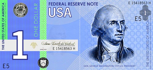 Dollar Redesign $1