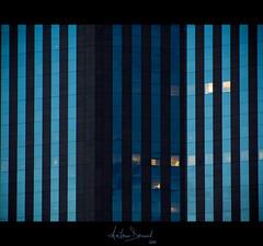 Glass jail (Antonin Douard) Tags: paris building skyscraper la nanterre ciel 92 immeuble neuilly batiment dfense puteaux gratte