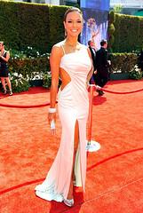 Eva La Rue at the 62nd Primetime Emmy Awards