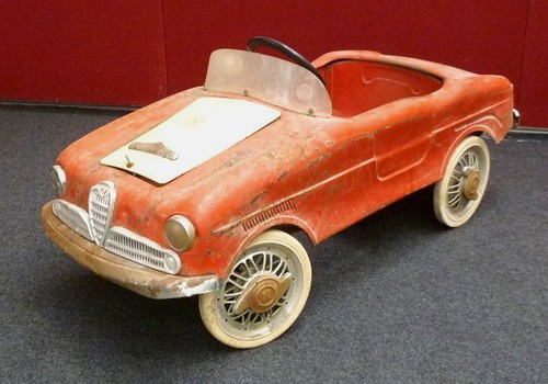 Mostra Alfa Romeo 249