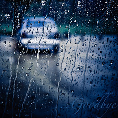 goodbye (Paavani) Tags: road window car rain photography nikon chaos 10 explore monsoon pondicherry auroville 2010 paavani flickrexplore indianmonsoon duetorain