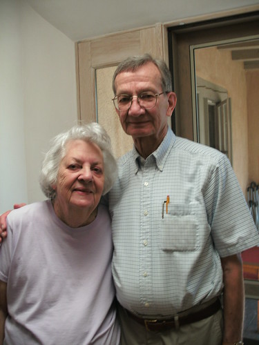 Dr. Alan & Marjorie Cheetham