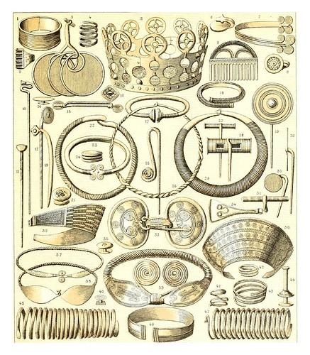 006-Ornamentos celtas -Geschichte des kostüms in chronologischer entwicklung 1888- A. Racinet