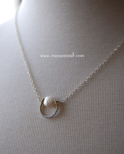 'To Have and to Hold' Necklace