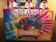 Saint Arnold Summer Pils Carton