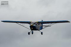 G-XWEB - BMAA HB 443 - Private - Best Off Skyranger 912(2) - Little Gransden - 100829 - Steven Gray - IMG_2916