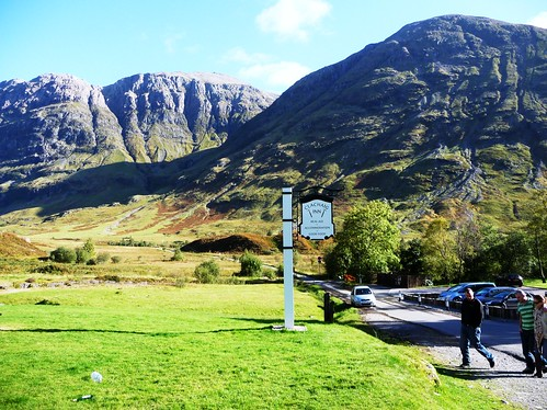 Glencoe, Highlands