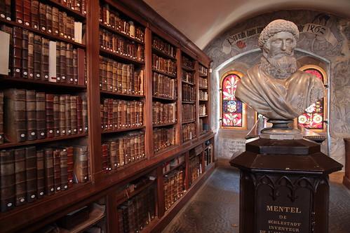La bibliothèque humaniste de Beatus Rhenanus / Humanist Library of Beatus Rhenanus