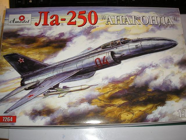 Lavochkin LA  250 Anaconda. Le diorama 5047998349_cd954ee63c_z