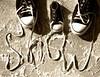 Snow (twnklmoon) Tags: snow converse kicks chucks laces twnklmoon coldaswitchdiggersbutt