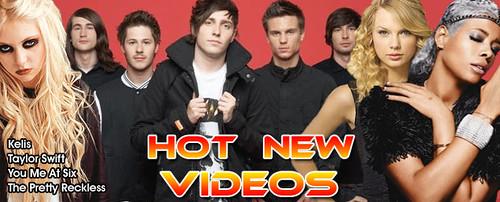 Hot New Videos_en