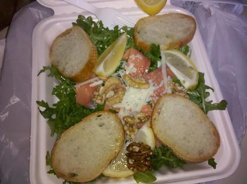 Salmon Salad!!!