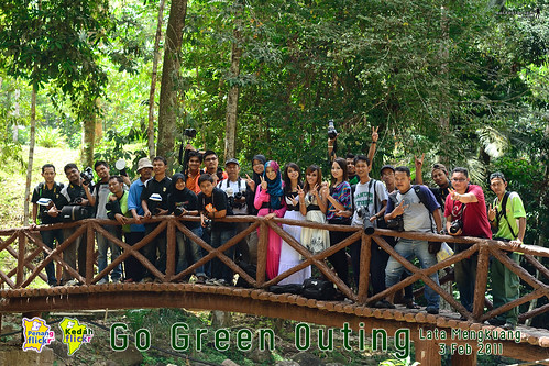 Go Green Outing | Lata Mengkuang