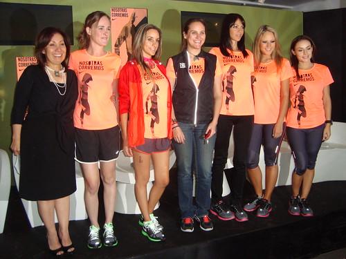 Presentacion Carrera Nike Nosotras Corremos 086