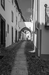 Marvão Street 990 (_Rjc9666_) Tags: alentejo arquitectura bw monochrome nikond5100 people pessoas portugal street tokina1224dx2 urbanphotography city coblestone 1845 travel marvão ©ruijorge9666 990