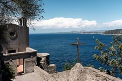 Ischia (mimmo_laforesta) Tags: ischia fujix100f vacanza mare napoli isola compleanno 50°laura famiglia forio santangelo castelloaragonese
