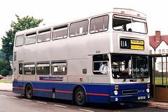 3001 (AG) F301 XOF (WMT2944) Tags: 3001 f301 xof mcw metrobus mk2a west midlands travel
