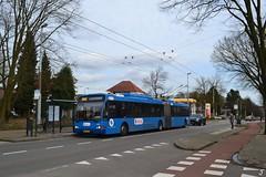 Breng 5225 (f O h O) Tags: breng connexxion hermes oostnet 0225 trolley oosterbeek beukenlaan halte gelderland nederland aeg koffer 150 armatuur berkhof at18