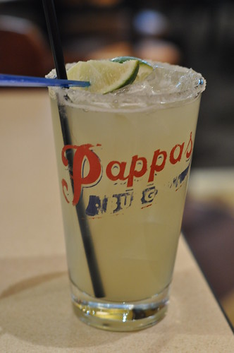 Margarita ~ Pappa's Burgers, Houston Airport