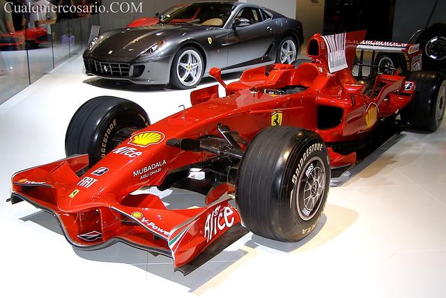 Ferrari F1 2008 - Felipe Massa