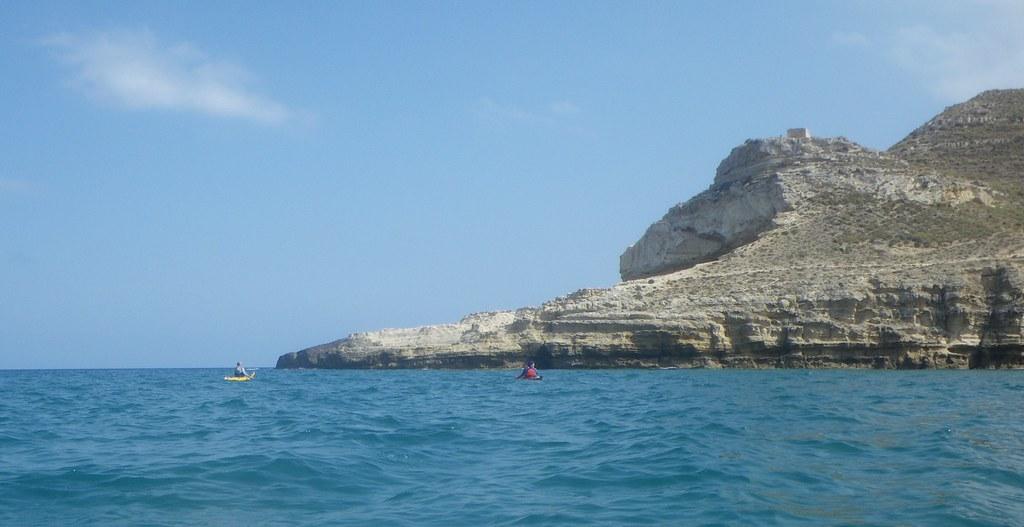 Cabo de Gata en kayak 256