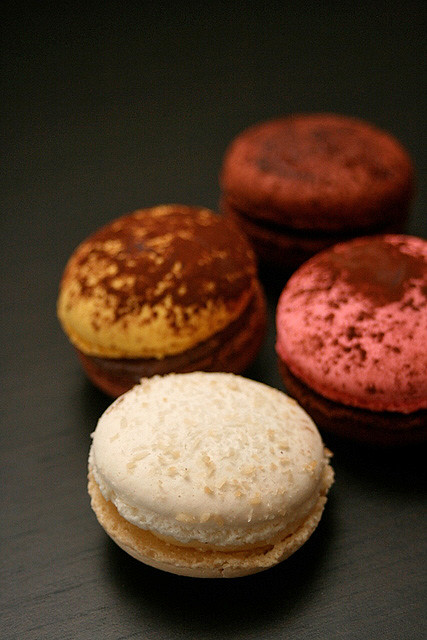 Macarons from Sweet Spot