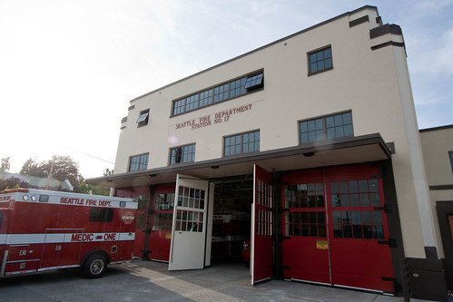 Seattle Fire Department Station 17