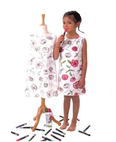 Moda infantil verano 2010, ropa para niños de Charabia