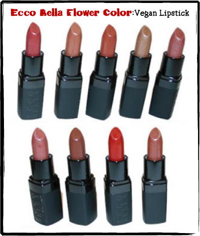 Vegan Makeup: Lipstick
