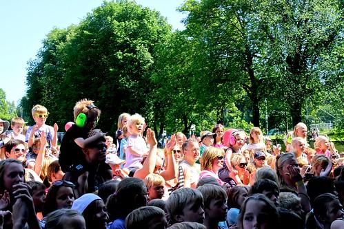 juli - festivalmåned